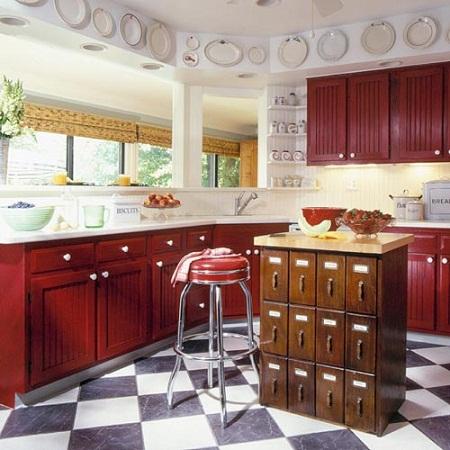 tk tu bep3 Thiết kế tủ bếp