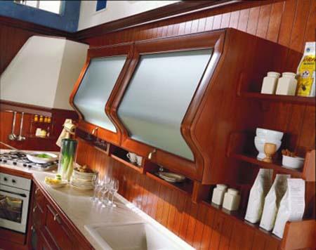 6 Xu hướng tủ bếp hiện đại
