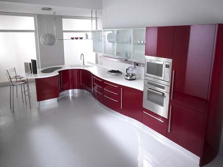 0 Mẫu thiết kế tủ bếp