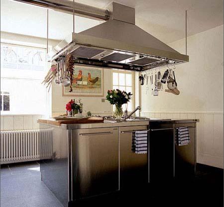 2 Mẫu thiết kế tủ bếp