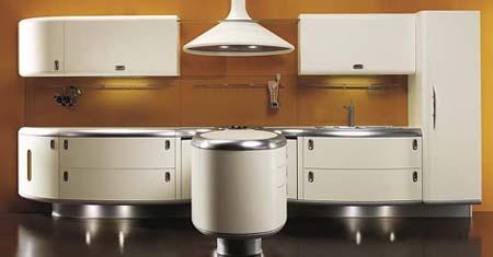 4 Mẫu thiết kế tủ bếp