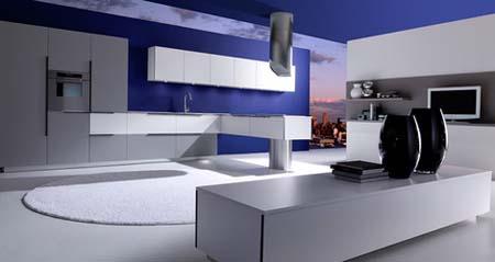 2 Tủ bếp đẹp năm 2012