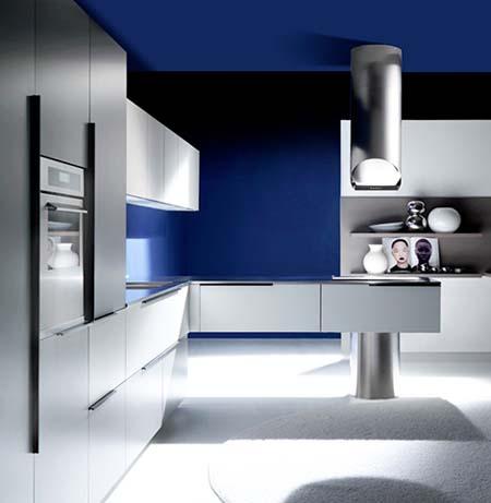 4 Tủ bếp đẹp năm 2012