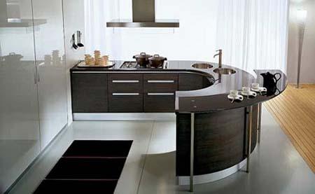 6 Tủ bếp đẹp năm 2012