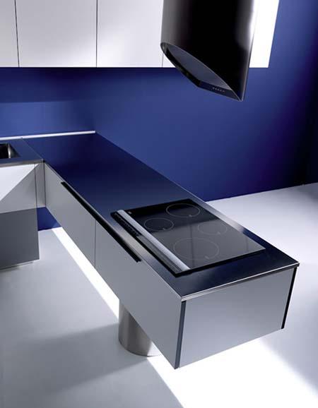 7 Tủ bếp đẹp năm 2012