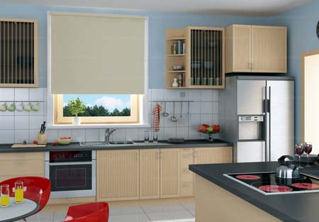 3 Tủ bếp đơn giản