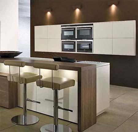 4 Tủ bếp đơn giản