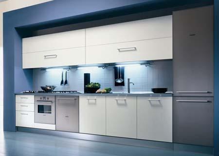 5 Tủ bếp inox