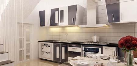 2 Tủ bếp treo tường
