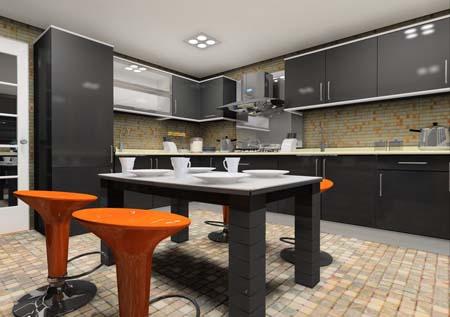 3 Tủ bếp treo tường