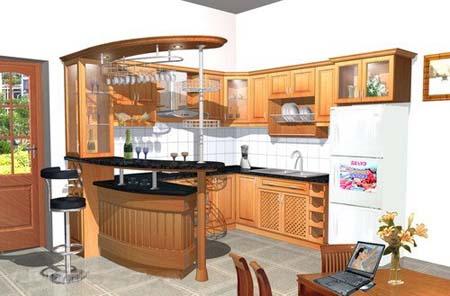 5 Tủ bếp treo tường