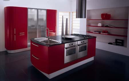 1 Tủ bếp Laminate