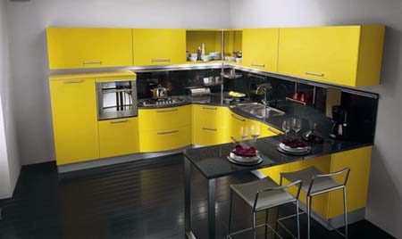 4 Tủ bếp Laminate