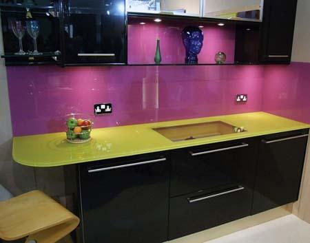 7 Tủ bếp Laminate