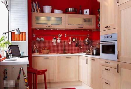 2 Kiểu tủ bếp