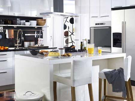 4 Kiểu tủ bếp