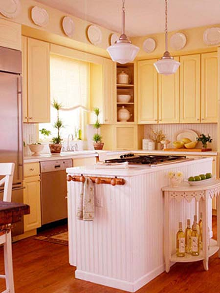 7 Tủ bếp cổ điển