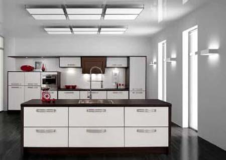 3 Tủ bếp đơn giản và đẹp