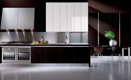 4 Tủ bếp đơn giản và đẹp