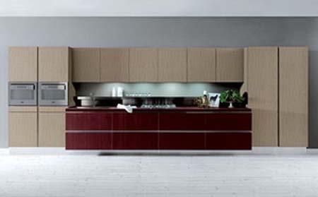 5 Tủ bếp đơn giản và đẹp