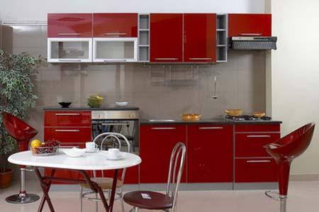 4 Thi công tủ bếp