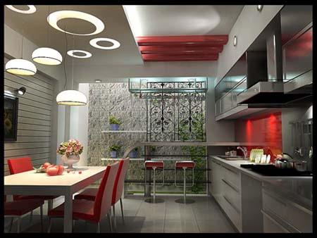 5 Tủ bếp phong cách Châu Âu
