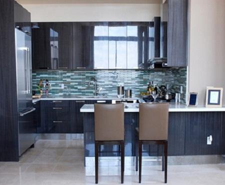 phong cach bep4 9 phong cách tủ bếp đẹp