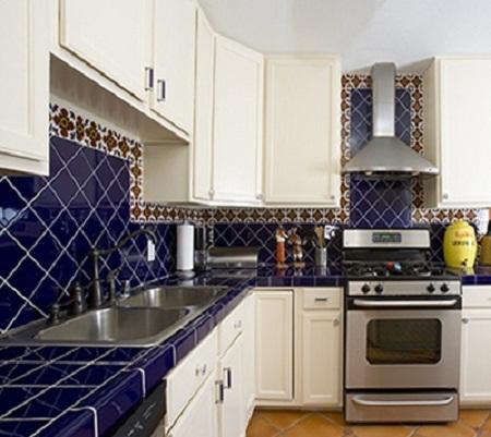 phong cach bep7 9 phong cách tủ bếp đẹp