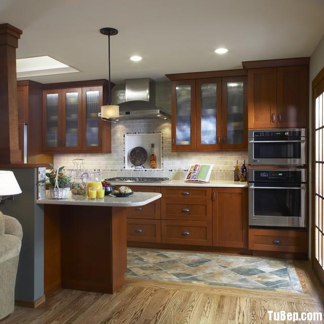 76a5d0854bđào.jpg Tủ bếp gỗ xoan đào – TVB386