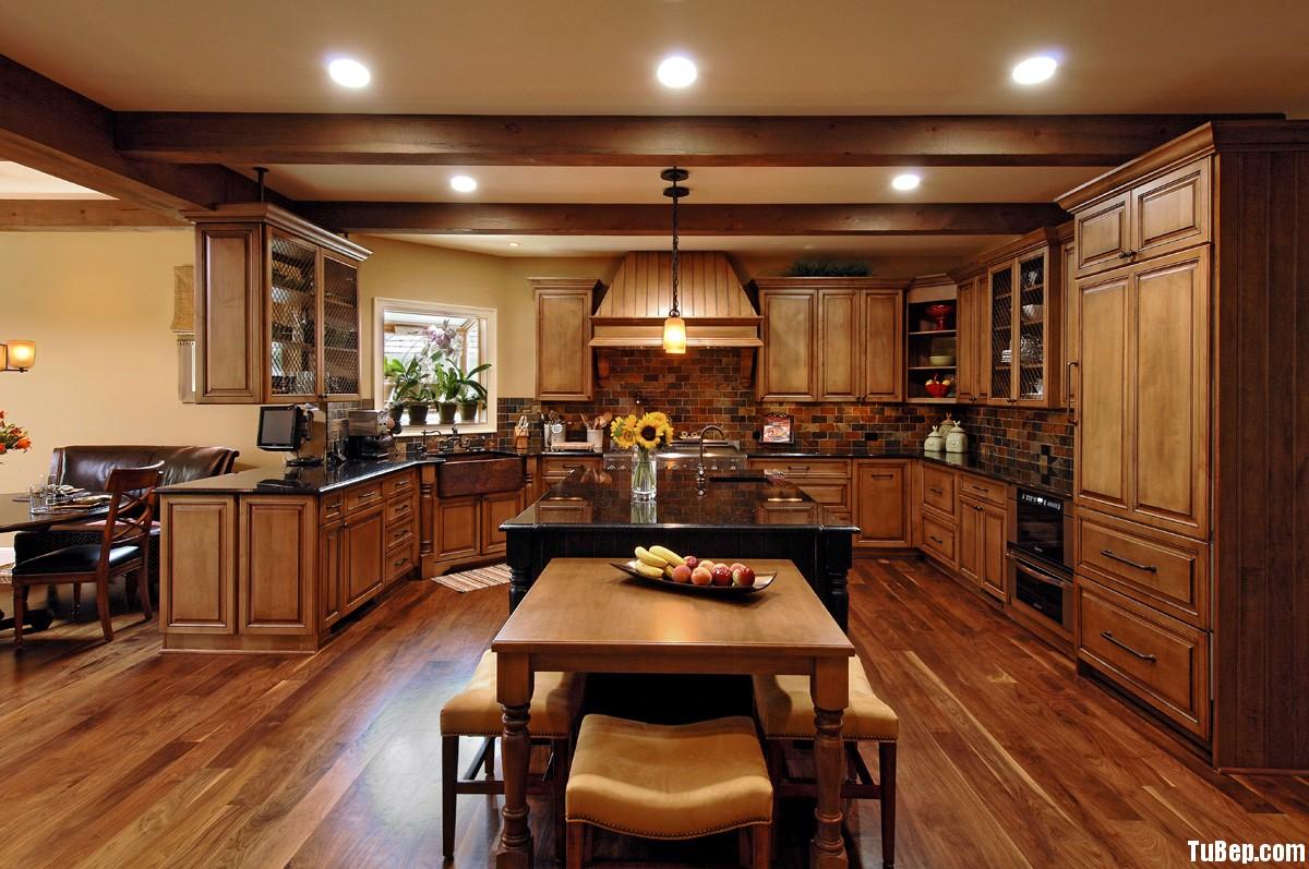 88a52d6dae1807 7.jpg Tủ bếp gỗ tự nhiên Tần Bì sơn PU màu – TVB356
