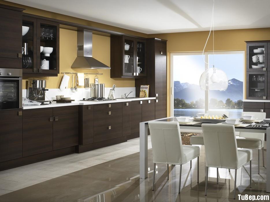 Tủ bếp Laminate TVT0308