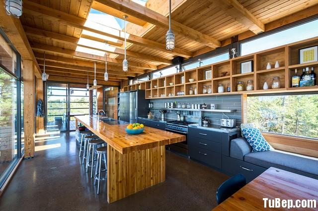 eb414ab551hszhsh.jpg   Tủ bếp gỗ tự nhiên công nghiệp – TVN421