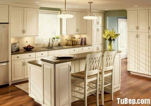 4ac373002fn men1.jpg Tủ bếp gỗ tự nhiên sơn men có đảo TVT0429