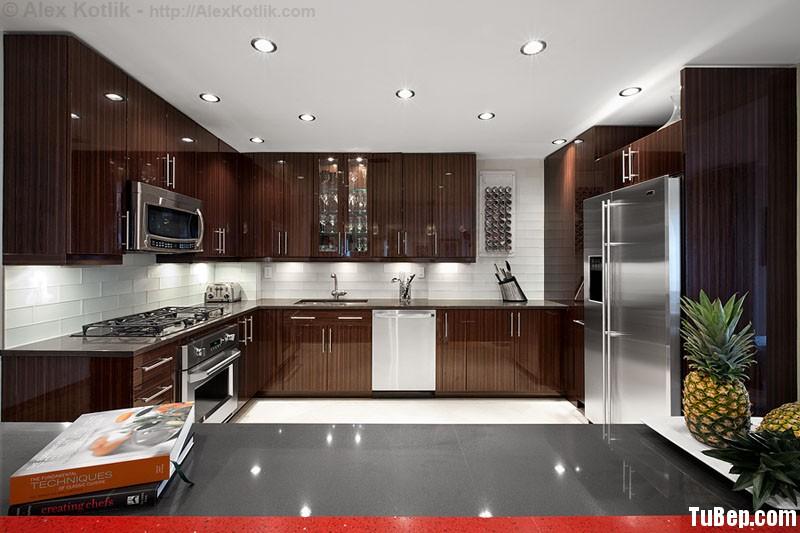 7dd9f2490dn gỗ.jpg Tủ bếp gỗ Acrylic màu vân gỗ chữ L TVT0359