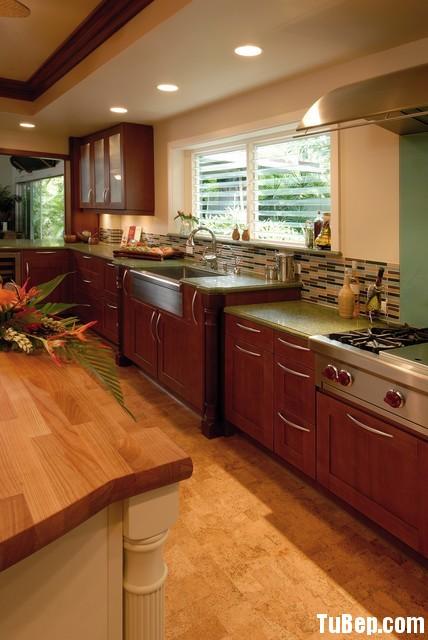 8b4d17785ddeheth2.jpg2   Tủ bếp gỗ tự nhiên – TVN345