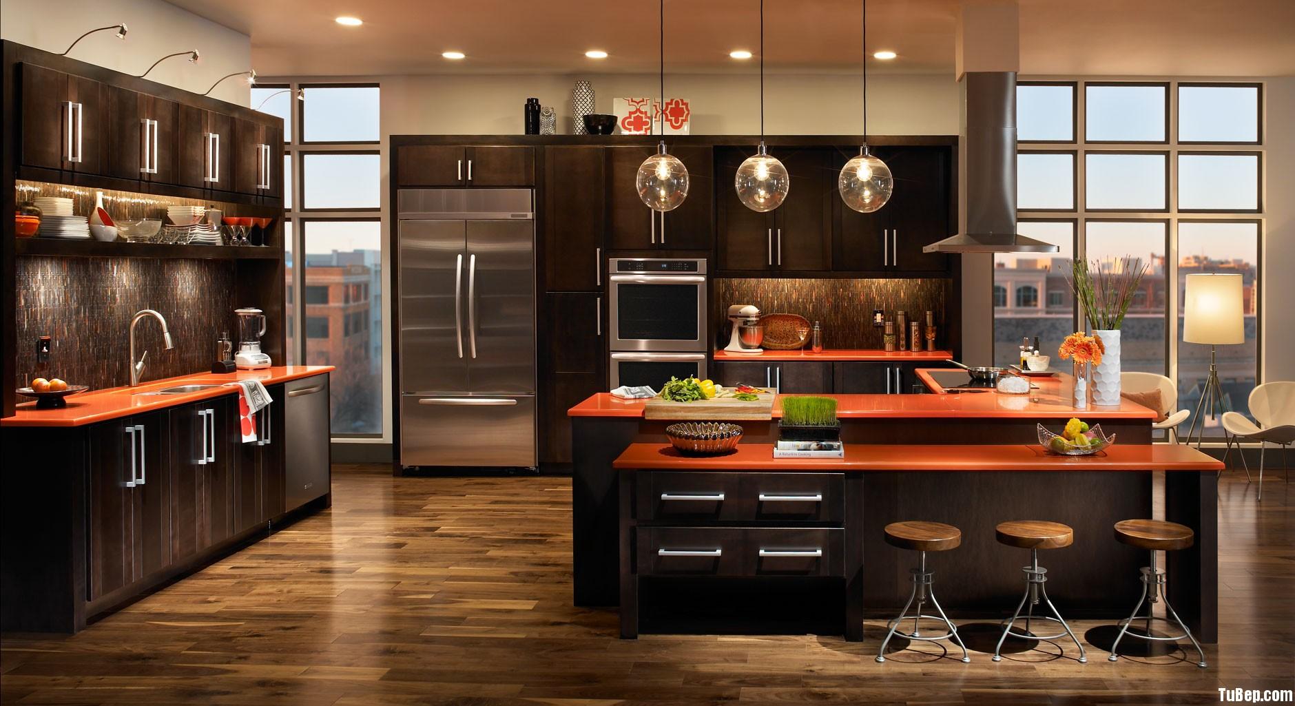 c071ceda91n đen.jpg Tủ bếp gỗ tự nhiên sơn men có đảo TVT0389