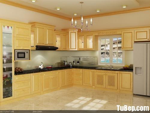 9e7163f5d5nga Pu.jpg Tủ bếp gỗ Sồi Nga – TVB387