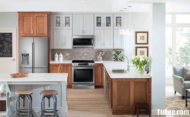 6153fb0c7dhdzhdz.jpg   Tủ bếp gỗ tự nhiên – TVN443