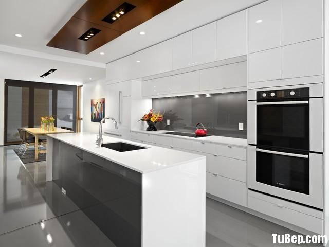 b0337b5b99hiep 9.jpg Tủ bếp Acrylic màu trắng chữ I có đảo TVT0540