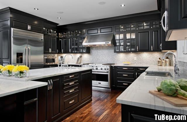 68eb112809343443.jpg Tủ bếp gỗ tự nhiên  công nghiệp – TVN619