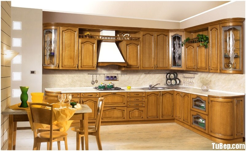 0d882c8064i 1406.jpg Tủ bếp gỗ Sồi Nga sơn bóng – TVB576