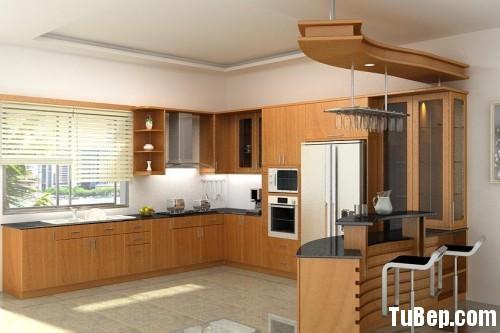 0d5282042400x333.jpg Tủ bếp gỗ Xoan Đào chữ L có quầy bar TVT0620