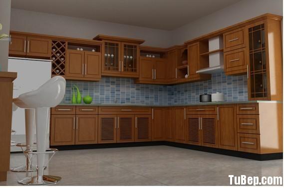 080413aba80608 2.jpg Tủ bếp gỗ tự nhiên Xoan Đào kết hợp bàn bar – TVB490