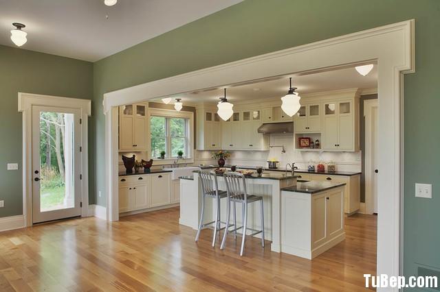 acfbda0bd41108 6.jpg Tủ bếp gỗ tự nhiên sơn men trắng + bàn đảo – TVB517