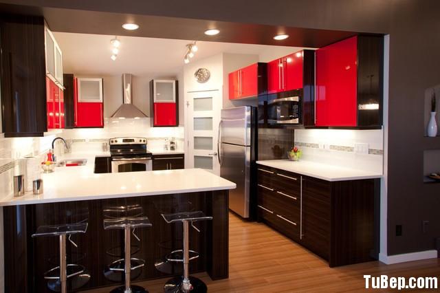 9bb4d780c8iep 33.jpg Tủ bếp gỗ Acrylic màu đỏ phối vân gỗ sọc TVT0611