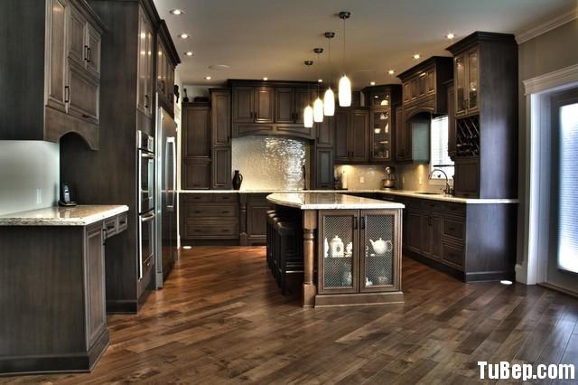 2c5cc505f7ets 12.jpg Tủ bếp gỗ Xoan đào sơn men đen chữ L TVT0545