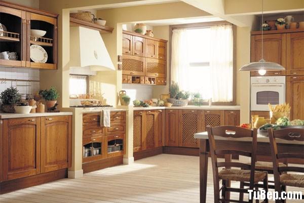 1f074f216dhien 5.jpg Tủ bếp gỗ Tần Bì (Ash) tự nhiên chữ L TVT0548