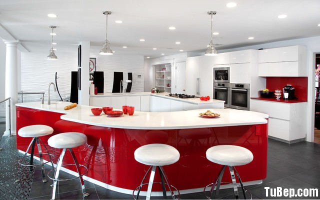 de75845fc80508 4.jpg Tủ bếp gỗ MDF Acrylic + Bàn bar phong cách – TVB486