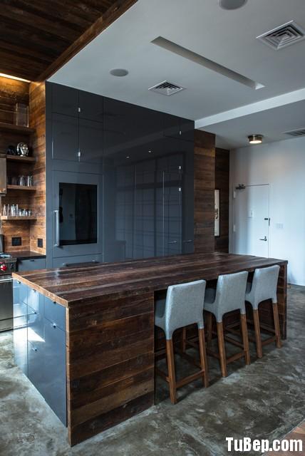 56714b987254545.jpg Tủ bếp gỗ tự nhiên  công nghiệp – TVN616