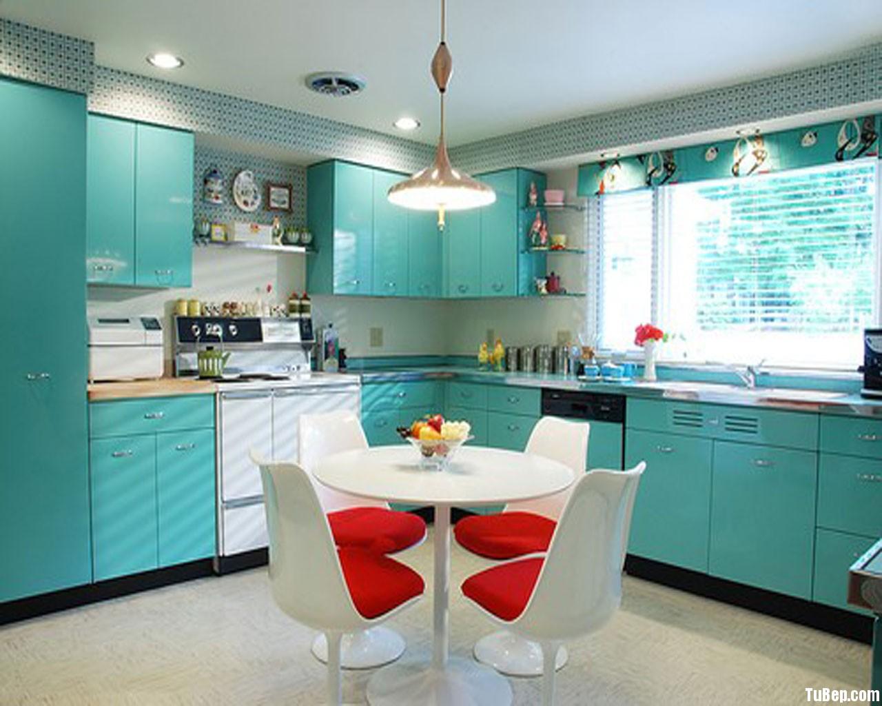 5316d07de2amiate.jpg Tủ bếp gỗ Laminate màu xanh TVT0494